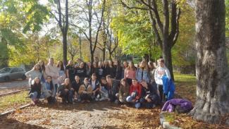 Scambio scolastico classe 2f con Rheda-Wiedenbrueck
