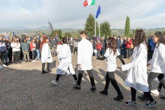 Flash Mob della 5Bs