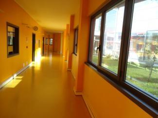 Corridoio sala insegnanti