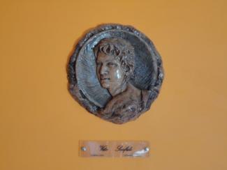 Bassorilievo Vito Scafidi