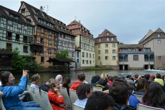 Viaggio didattico a Strasburgo